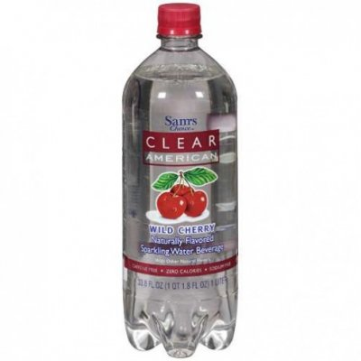 Seltzer Water, Raspberry