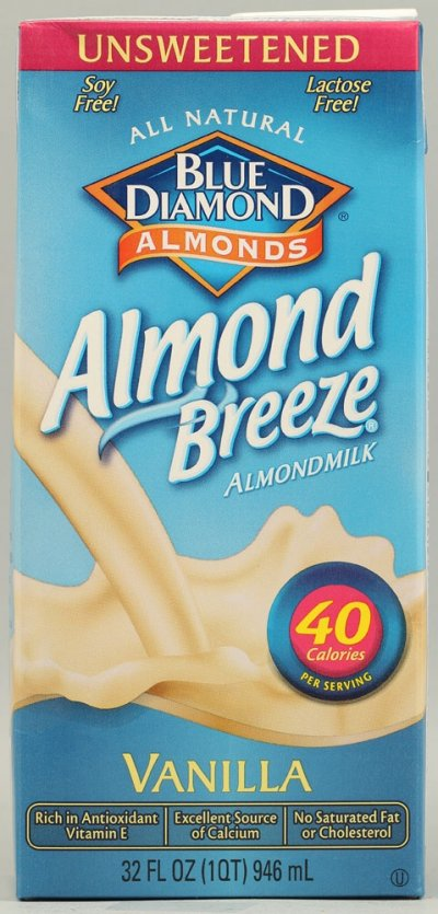 Unsweetened Vanilla Almond Beverage