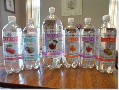 Natural Flavored Sparkling Water