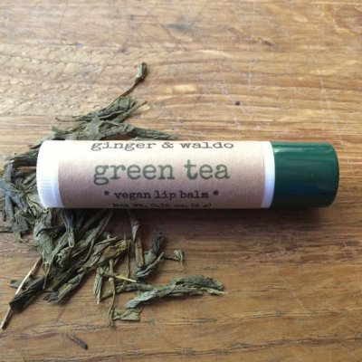 Organic Unsweetened Green Tea
