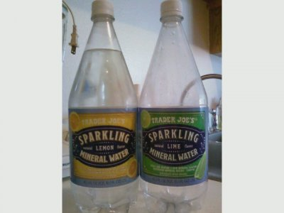 Sparkling Mineral Water - Orange