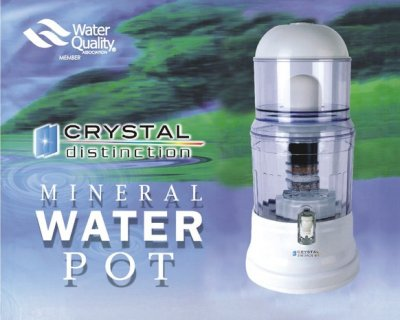 Filtered Spring Water with Minerals