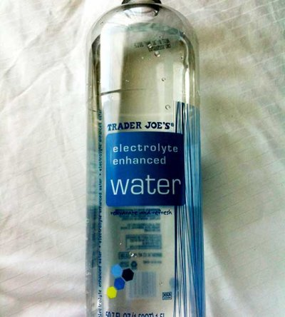 Water, Electrolyte Enhanced