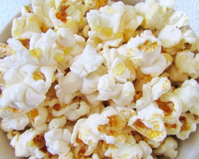 Just Sea Salt Added Popcorn