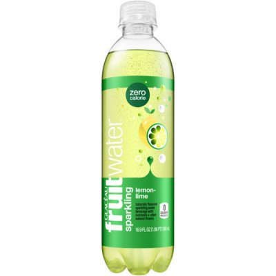 Lime Sparkling Mineral Water