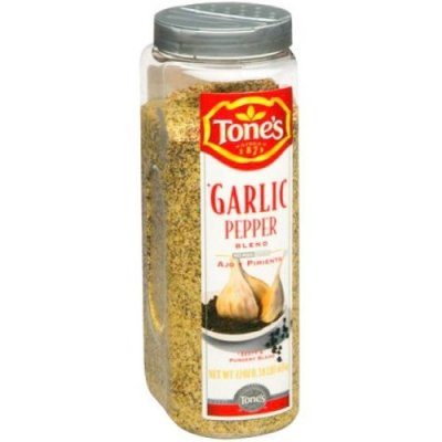 Blend, Garlic Pepper