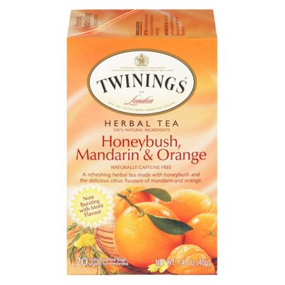 Herbal Tea, Honeybush, Mandarin And Orange
