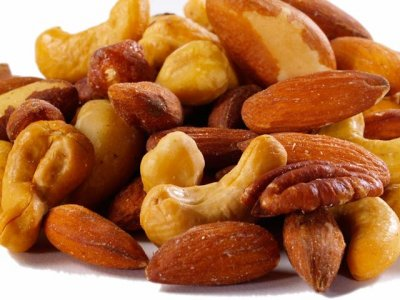 Mixed Nuts In The Raw