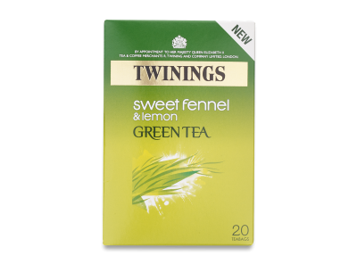 Green Tea with Lemon, Decaffeinated
