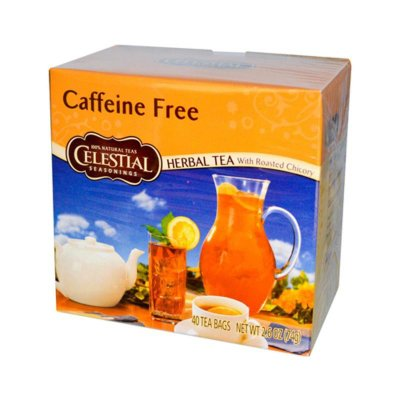 Herbal Tea, Caffeine Free, Mandarin Orange Spice