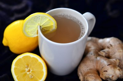 Tea, Lemon Ginger