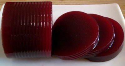 Cranberry Sauce, Jellied