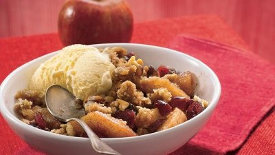 Fruit Crisp, Apple Cinnamon