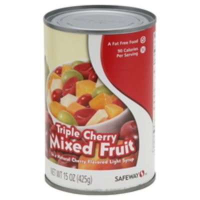Triple Cherry Fruit Mix