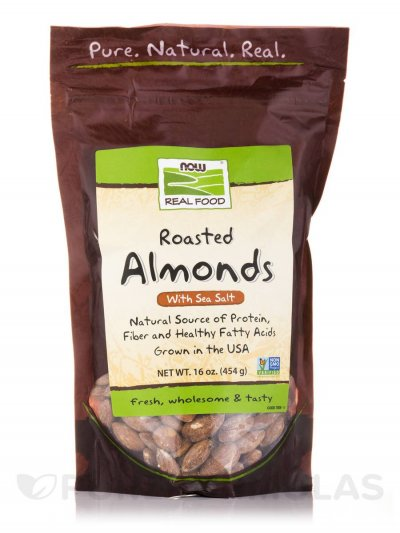 Lightly Salted Roasted Almonds