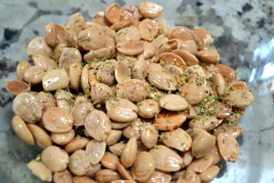 Nuts, Roasted & Salted, Marcona Almonds With Rosemary