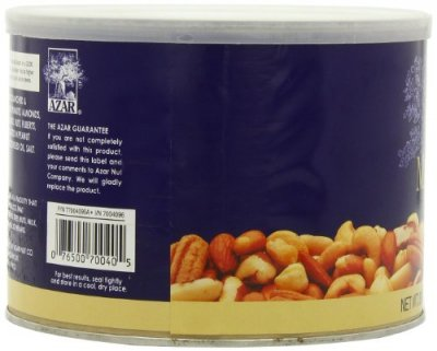 Mixed Nuts 50% Peanuts