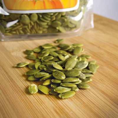 Organic Shelled Pumpkin Seeds