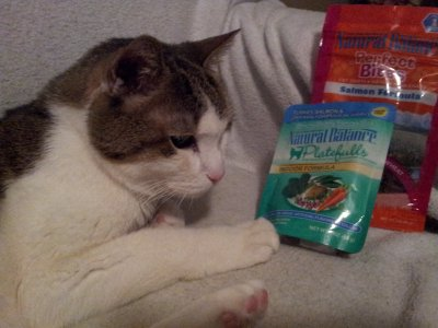 Cat Food,Prize Seafood Dinner