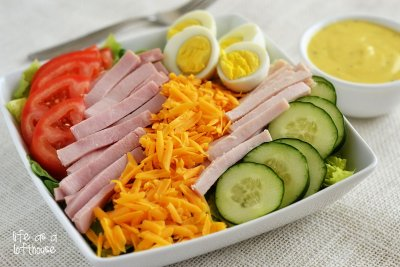 House Side Salad (without dressing)