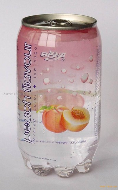Apple, Flavored Aerated Water