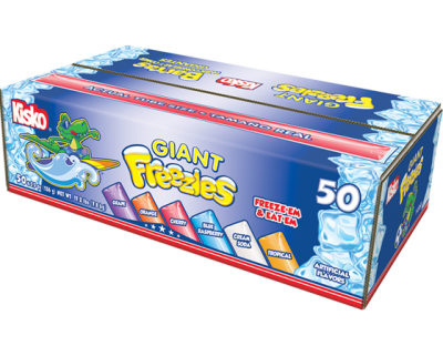 Giant Freezies