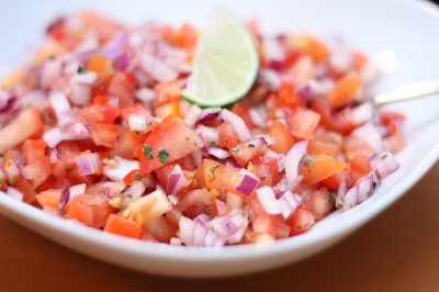 Pico de Gallo- Salad