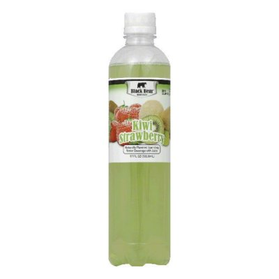 Sparkling Beverage, Kiwi Strawberry