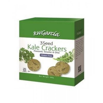 3 Seed Kale Crackers