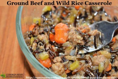 100% Natural Minnesota Cultivated Wild Rice