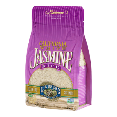 Jasmine Rice, California Brown