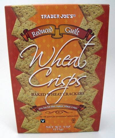 Reduced Guilt Woven Wheat Wafers