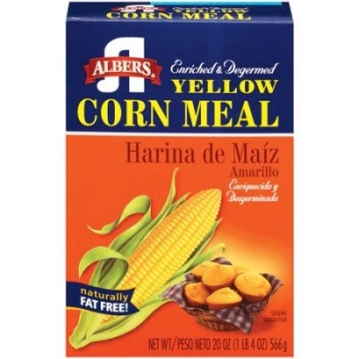 Corn Meal,Yellow Enriched & Degermed