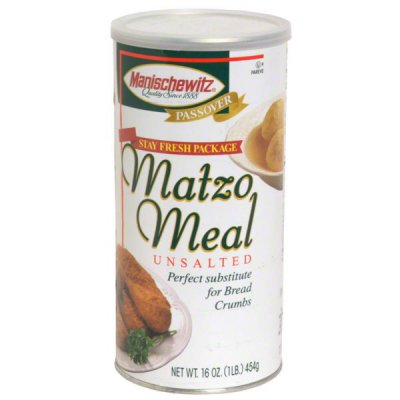 Matzo Meal, Unsalted