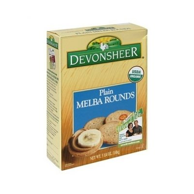 Melba Rounds, Plain