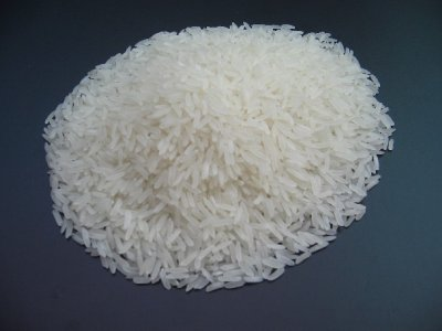 White Rice, Long-Grain, Cooked
