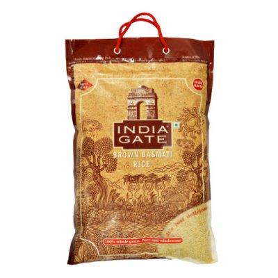 Brown Basmati Rice From India