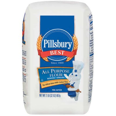 Flour,All Purpose Bleached/Enriched/Pre-Sifted