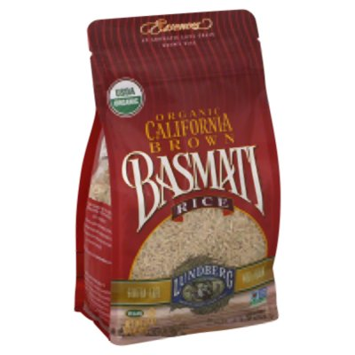 Organic Brown Basmati Rice