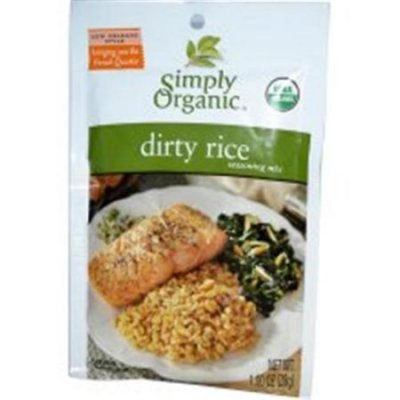 Organic Whole Grain Jambalaya Rice