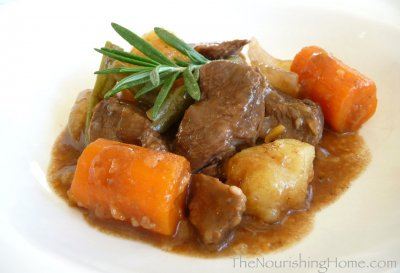 Real Beef Stew