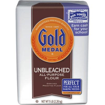 All Purpose Unbleached Flour
