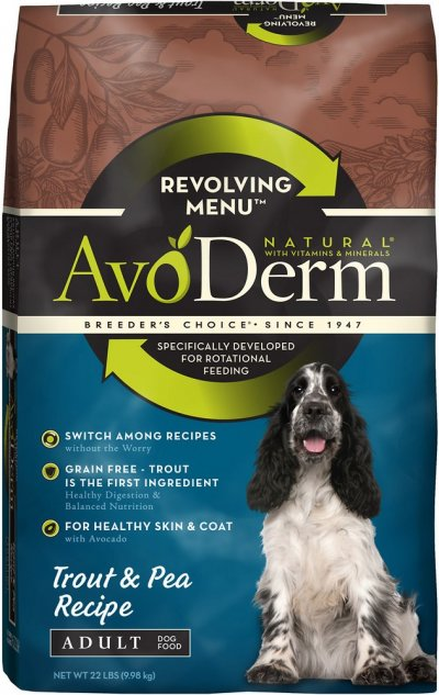 Avo Derm, Specifically Developed For Rotational Feeding