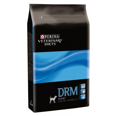 Dog Food, DRM Dermatologic Management Canine Formula