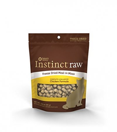 Instinct Raw, Freeze Dried Meal Or Mixer