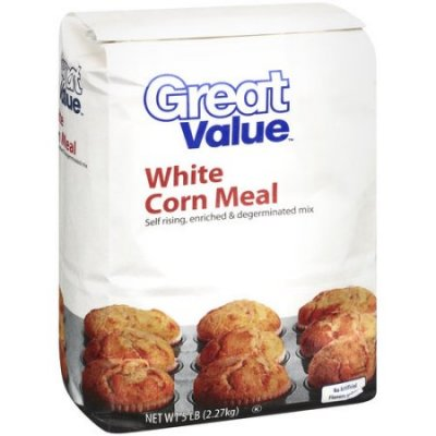 Enriched White Corn Meal