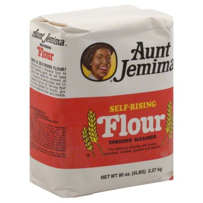 Flour,Self-Rising Bleached Enriched Pre-Sifted