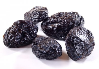 California Dried Pitted Plums