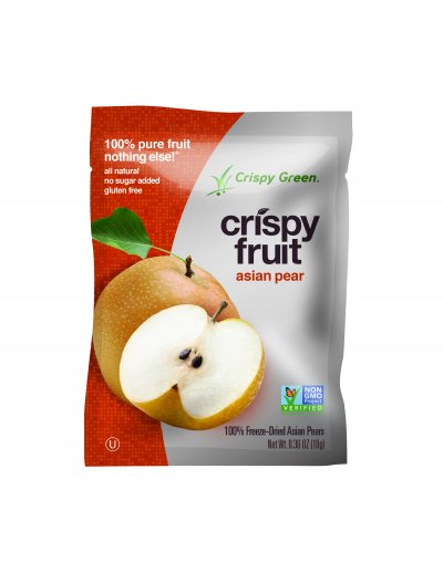 Crispy Fruit, Asian Pear