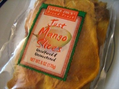 Just Mango Slices